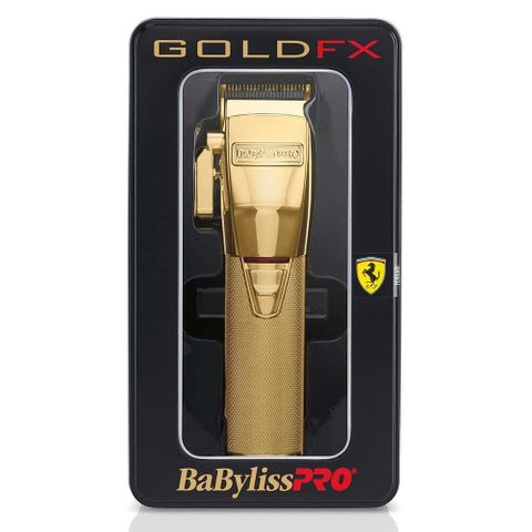 Babyliss PRO GoldFX Lithium Hair Clipper - Australian Stock
