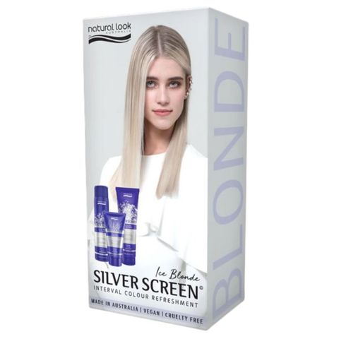 Natural Look Silver Screen Pack
