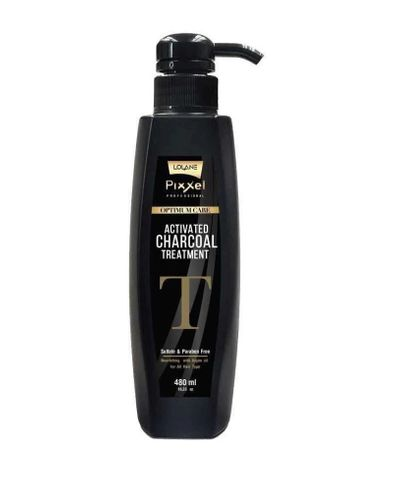 Lolane Pixxel Activated Bamboo Charcoal Treatment 480ml