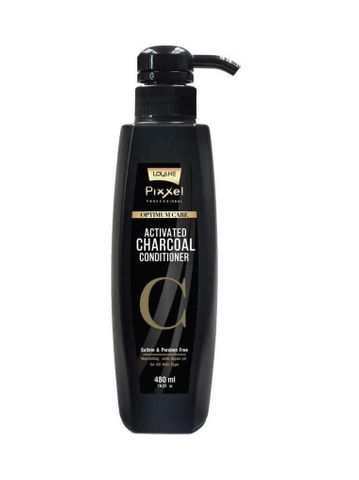Lolane Pixxel Activated Bamboo Charcoal Conditioner 480ml