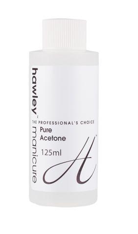 Hawley Pure Acetone Remover 125ml