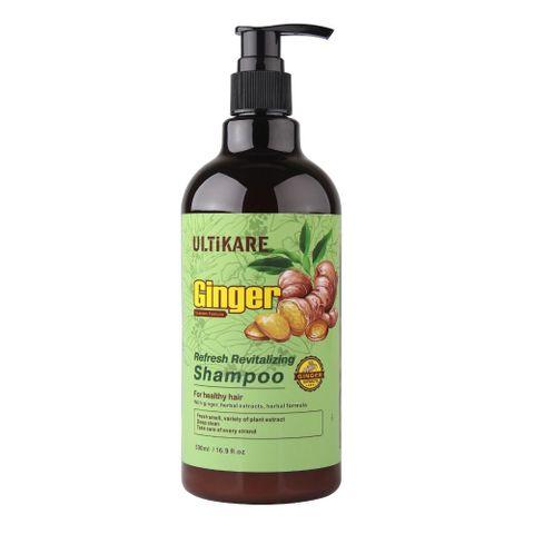 Ultikare Ginger Refresh Revitalizing Shampoo 500ml
