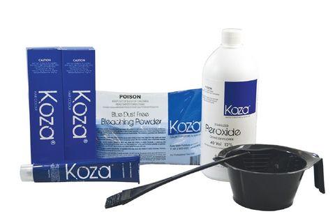 Koza Hair Colour Samplers