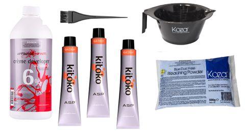 ASP Kitoko Colour Samplers