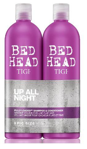 TIGI Bed Head Fully Loaded Duo 750ml