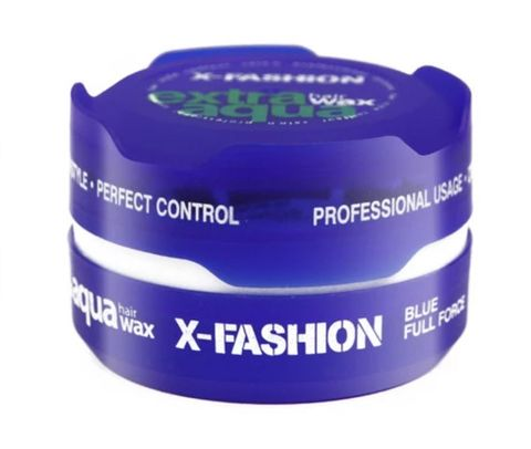 X-Fashion Extra Aqua Hair Wax Full Force Blue 150ml