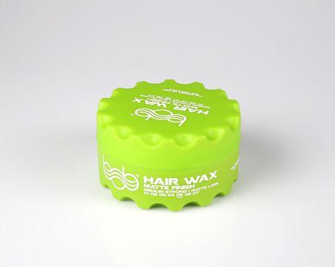 Bob Matte Finish Clay Hair Wax 150Ml (Green)