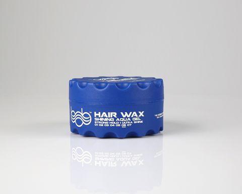 Bob Shining Aqua Gel Hair Wax 150Ml (Blue)
