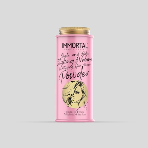 Immortal Stylin Powder 20G (Pink)