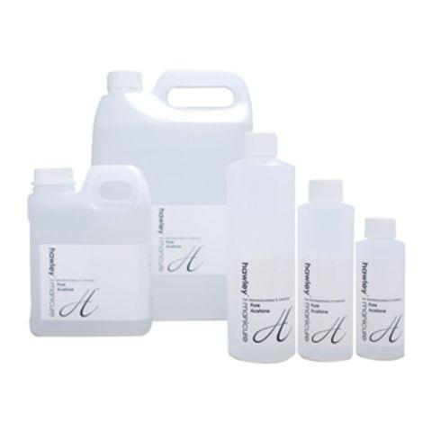 Hawley Manicure Pure Acetone Nail Polish Remover 1L