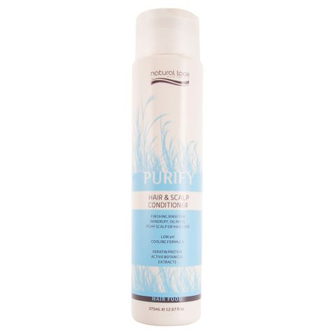Natural Look Purify Clarifying Conditioner 375ml