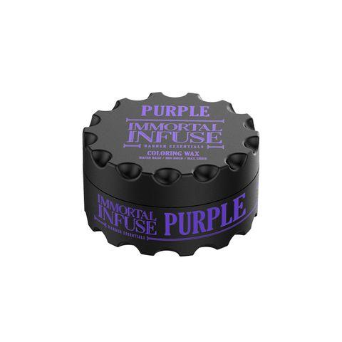 Immortal Infuse Purple Colouring Wax 100ml