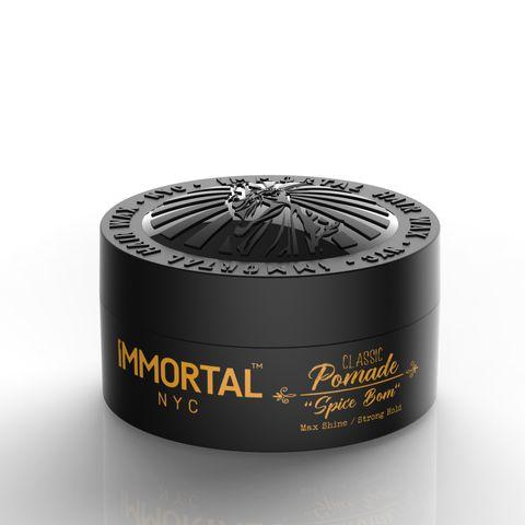Immortal Nyc Spice Bom Pomade Wax 150ml