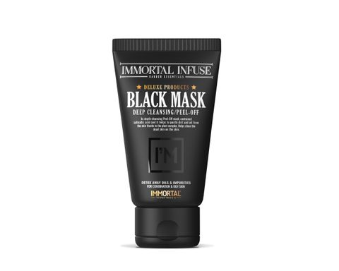 Immortal Infuse Peel Off Black Mask 150ml