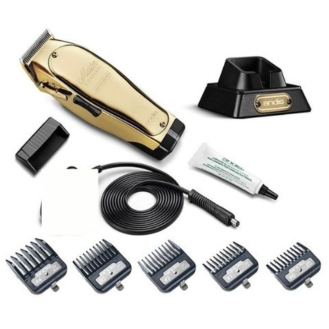 Andis Master Class Cordless Lithium Clipper GOLD LIMITED - Australan Stock