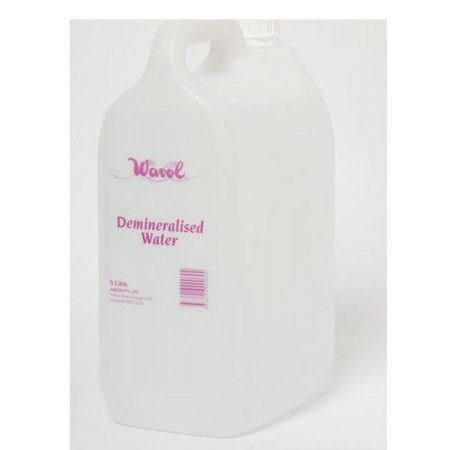 Wavol Demineralised Water 5L