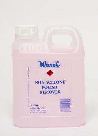 Wavol Non Acetone Polish Remover 1L