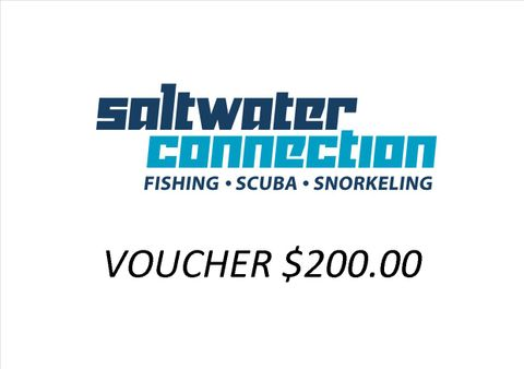 Saltwater Connection Gift Voucher $200.00
