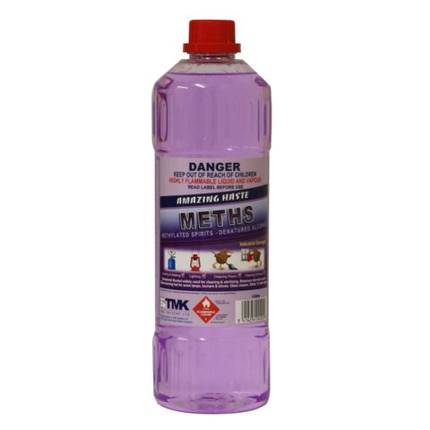 Methylated Spirits1L(Pick Up Only)