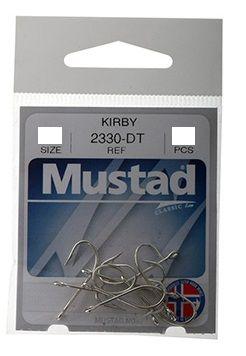 MUSTAD KIRBY/SPRAT HOOKS