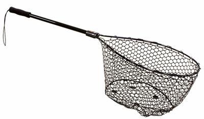 Sea Harvester Rubber Landing Net (60*50) Fixed Handle
