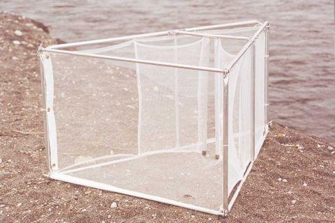 Nacsan Whitebait A Frame Net Folding