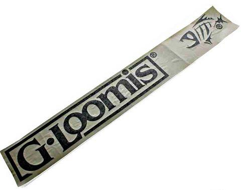 G Loomis Fish Sticker