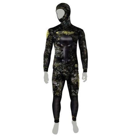 Epsealon Tactical Wetsuit  Med 5Mm
