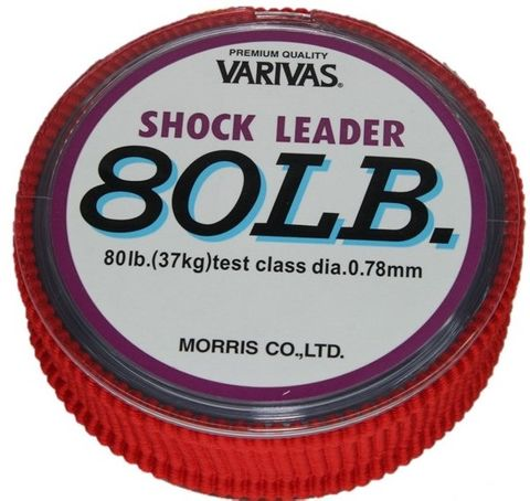 Varivas Shock Leader 80Lb .78Mm