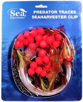Predator Traces Seaharvester Clip