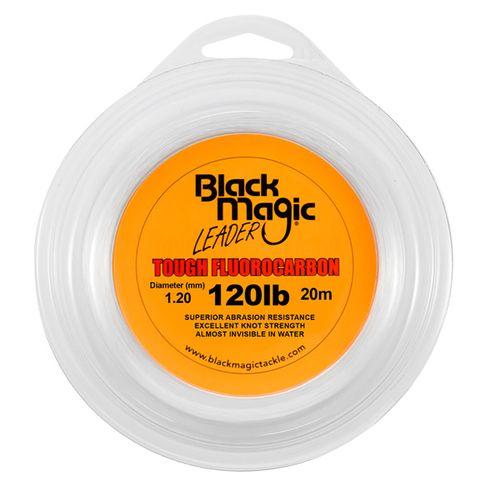 Black Magic Tough Fluorocarbon 120Lb 20M