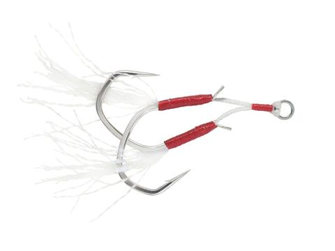 Vmc Slow Jigging Assist Hook Qty 3 2/0