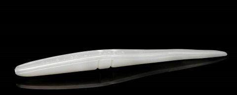 "Slug-go 9"" Albino Shad 8 Pack"