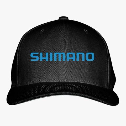 Shimano Rubber Logo Cap