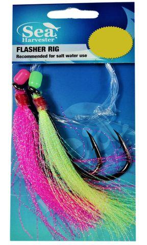 Sea Harvester Flasher Rig 6/0