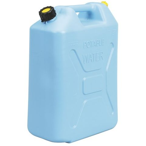 20 Litre  Water Can Plastic (Blue)