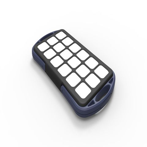 Water Proof Power Bank(IP54) With 18 Led Lights