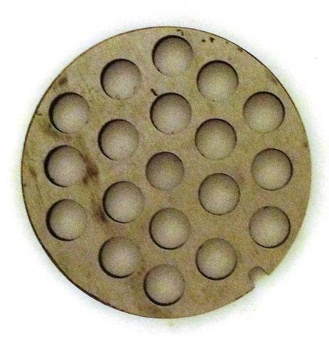 Sea Harvester Mincer Plate 12Mm (12 Mincer)