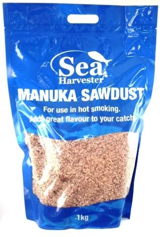 Sea Harvester Ti Tree Sawdust 1 Kg