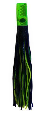 Zuker Marlin Lure Blue/Lime 3.5