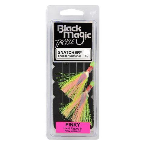Black Magic Snapper Snatcher Pinky 4/0