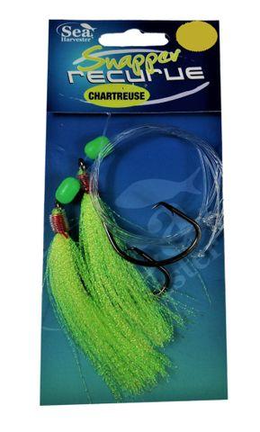 Sea Harvester Tarakihi Slayer 4/0 Chartreuse