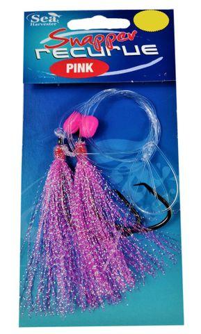 Sea Harvester Snapper Slayer 8/0 Pink