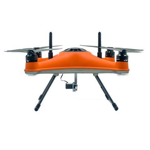 Splash Drone 4 Fisherman Mechanical Drop