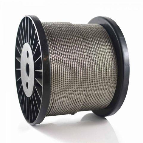 Sea Harvester Stainlees Steel Wire 7x7 1.0mm