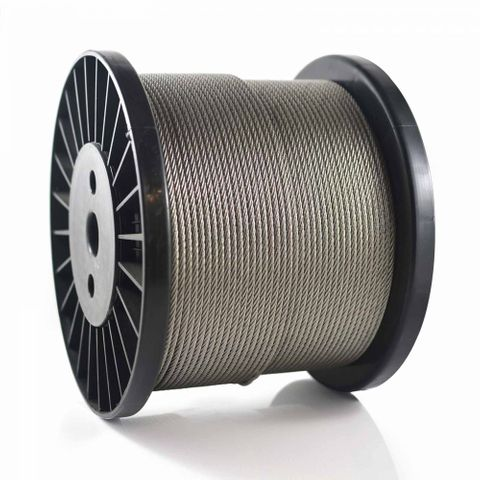 Sea Harvester Stainless steel wire 7x7 3.0mm