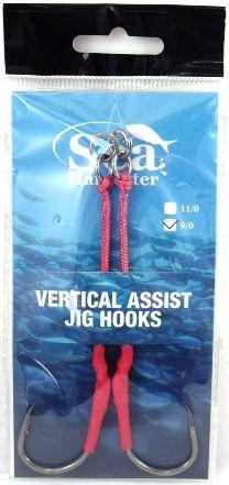 Sea Harvester Speed Jig Hooks 9/0 Twin Pack