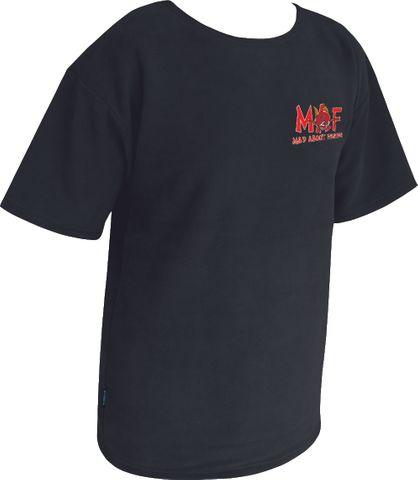 MAF FLEECE T  BLACK