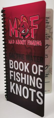 Mad About Fishing Knot Book