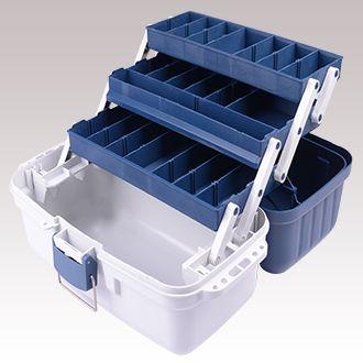 Tackle Box Three Tray Delux 8